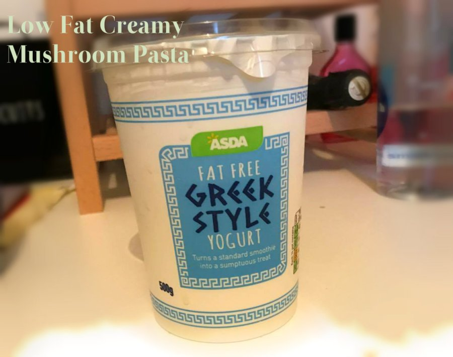 RECIPE: Creamy Mushroom Pasta |#ThisGirlEats