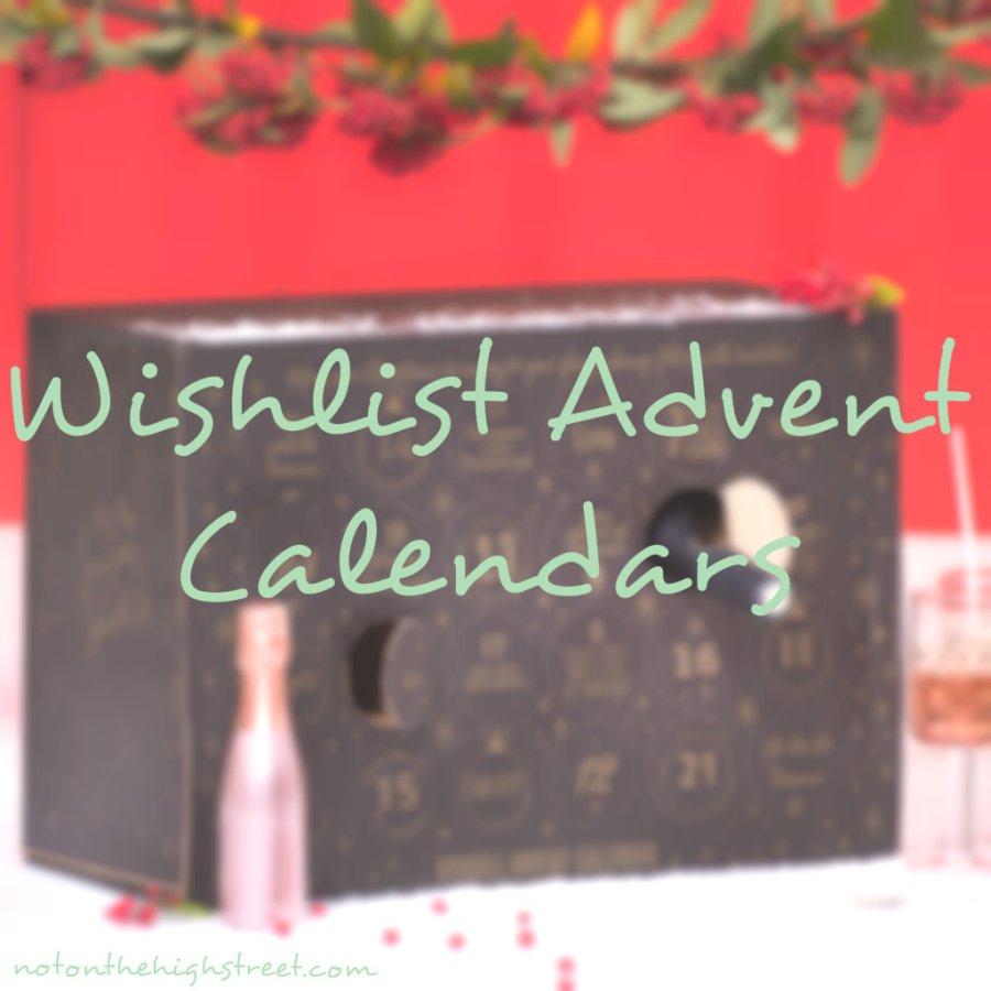 BLOGMAS: These Amazing Alternative Advent Calendars Are on My 2018Wishlist!