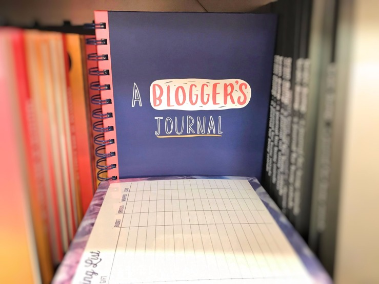 bloggers journal