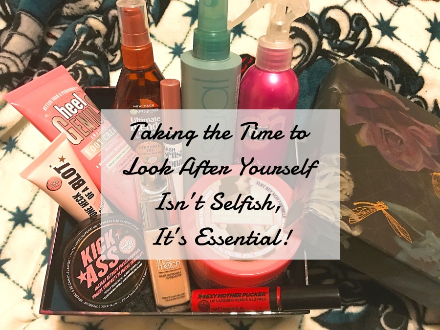 Taking the Time to Look After Yourself Isn't Selfish, It's Essential
