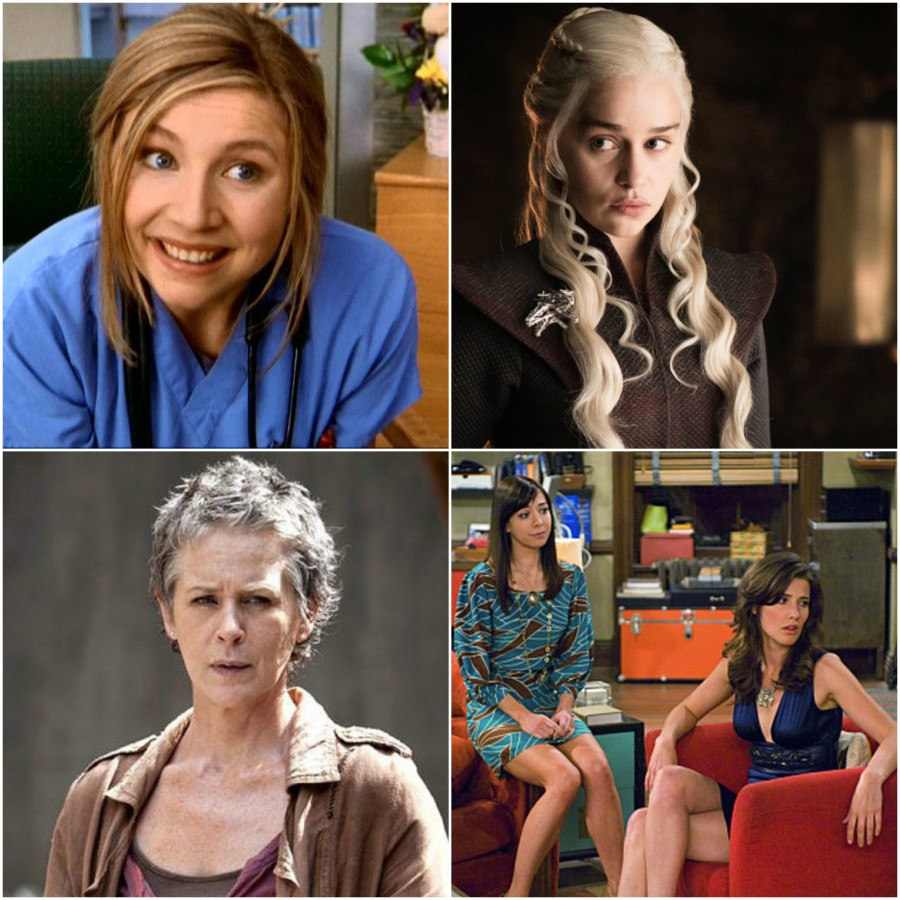 Kickass Female TV Characters Who I Totally Relate AND Look Up To! | #ThisGirlEats