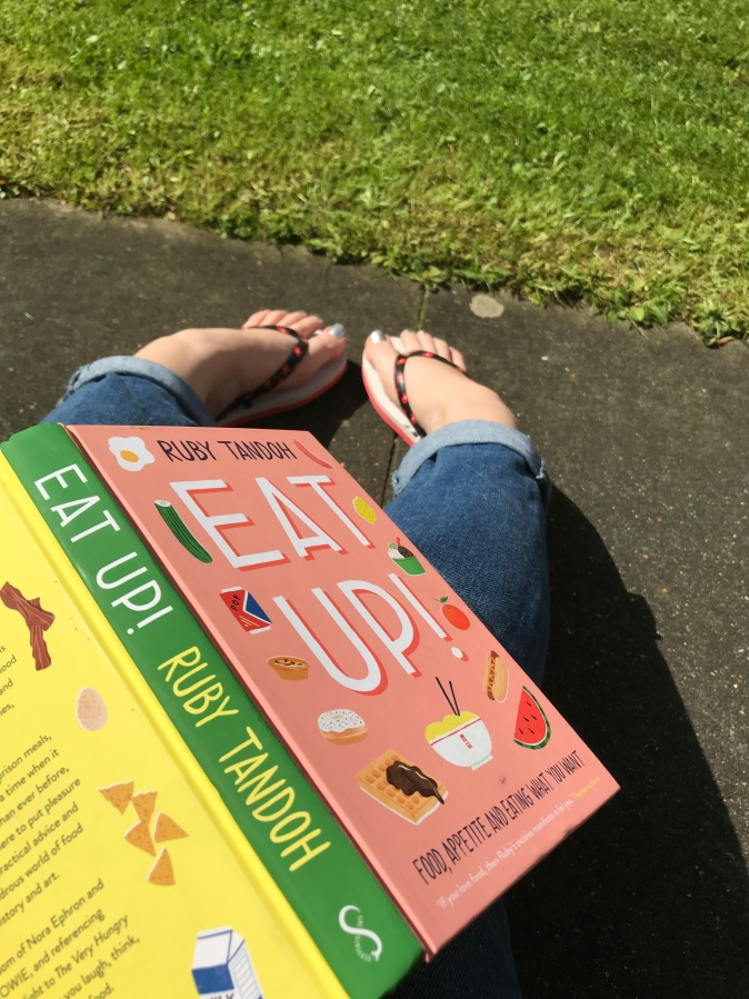 Why Ruby Tandoh's 'Eat Up' Is the Revolutionary Food Book I Needed to Read |#ThisGirlEats