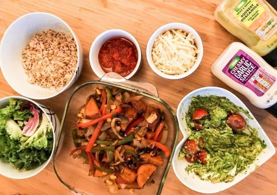 RECIPE: Mixed Vegetable Fajitas |#ThisGirlEats