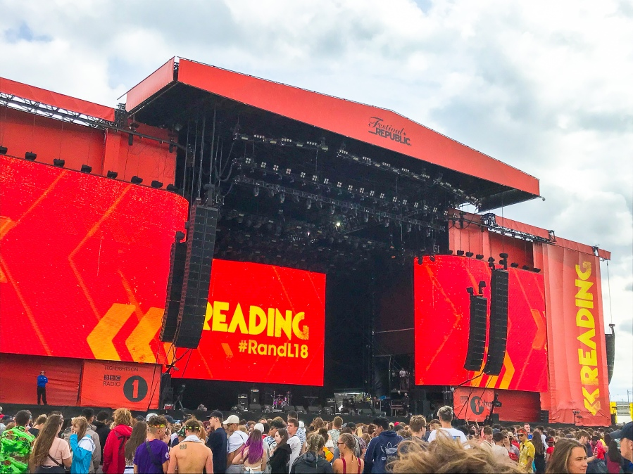 My First Reading Festival & How It Did Me the World of Good | #ThisGirlEats