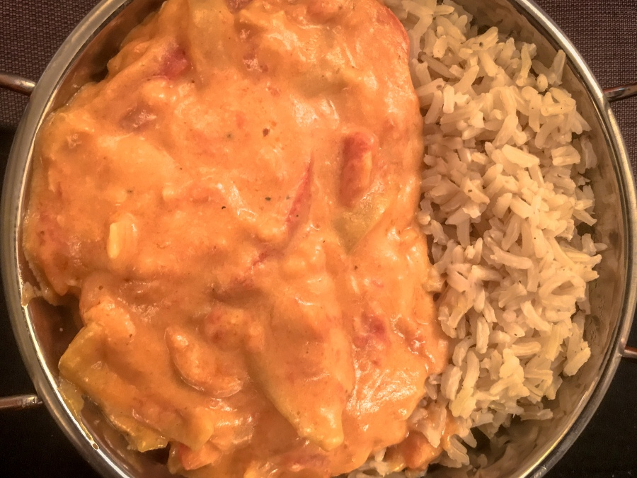 RECIPE: Peanut Butter Chicken Curry | #ThisGirlEats